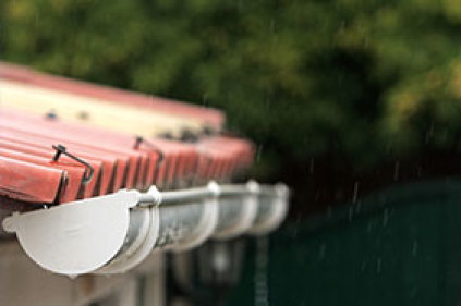 Our aluminum gutters in Fort Worth, TX